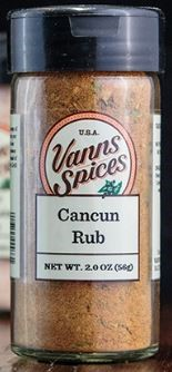 Vanns Cancun Rub
