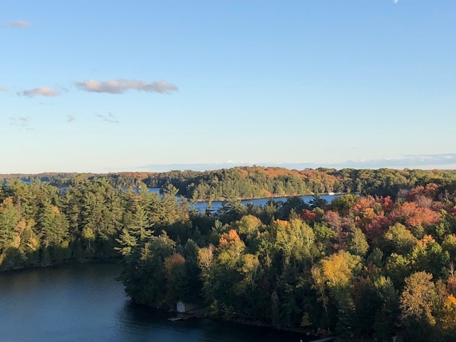 Basswood Lake - Fall 2019