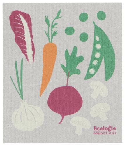 Ecologie Swedish Sponge Cloth Veggies-2