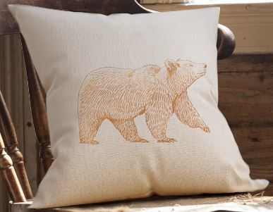 HUI - O Canada Bear Pillow