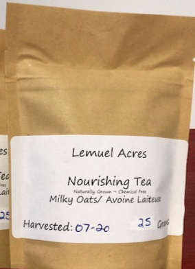 Lemeul Acres Milky Oats Tea_copy