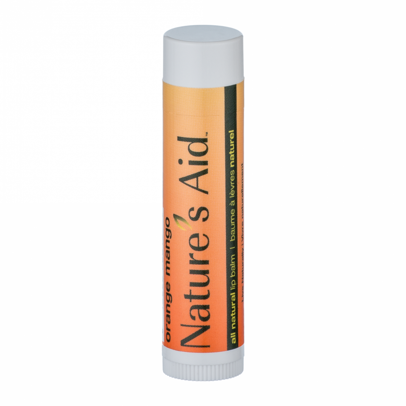 Nature's Aid - True Natural Lip Balm - Maple Cinnamon2