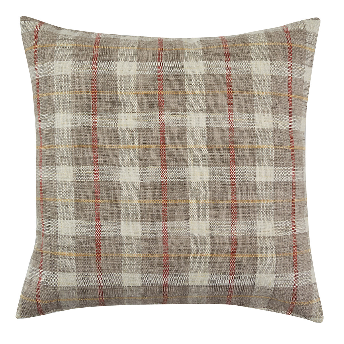 Park Designs - Lachlan Plaid Pillow - Feather Filled-2