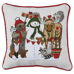 Park Designs - Northwoods Pillow Poly Filled