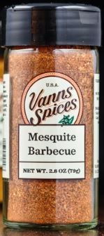 Vanns Mesquite Barbecue Rub