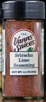 Vanns Sriracha Lime Seasoning